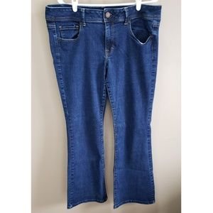 American Eagle Bootcut Jeans- size 18